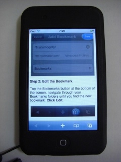 Itransmogrify_04open_bookmark