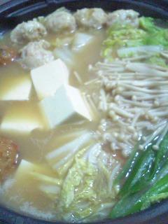 【ご飯】初鍋
